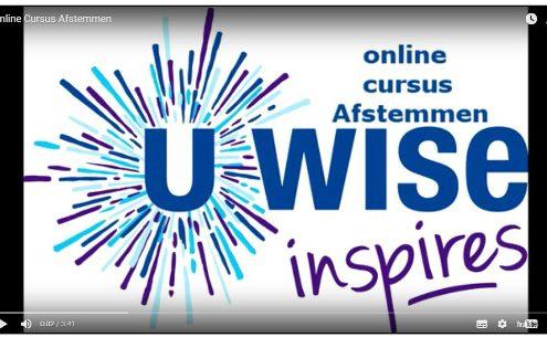 Online afstemmen cursus U WIse